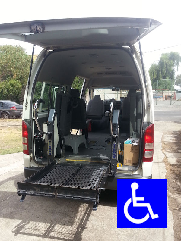 Wheelchair Access Vehicles